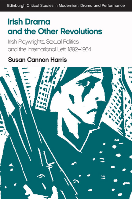 Irish Drama and the Other Revolutions
