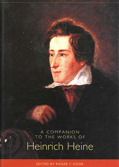 A Companion to the Works of Heinrich Heine