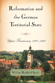 Reformation and the German Territorial State