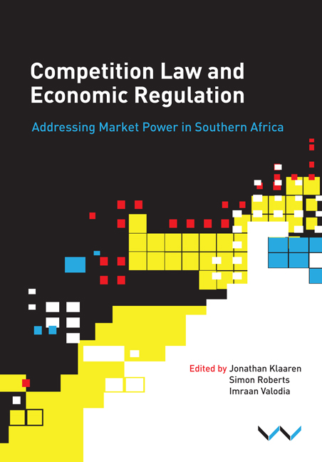 Competition Law and Economic Regulation in Southern Africa