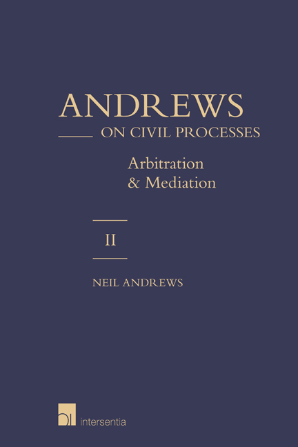 Andrews on Civil Processes