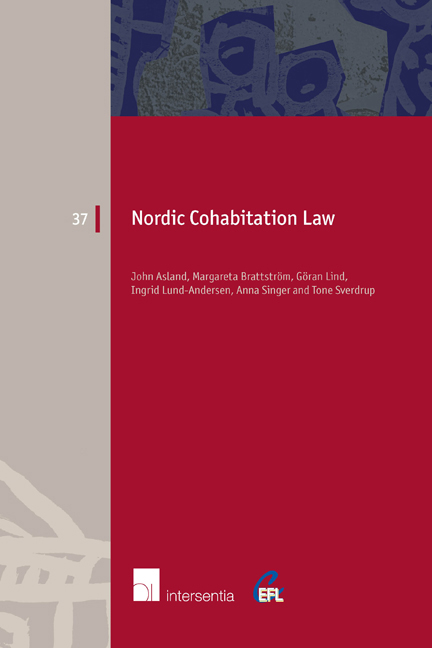Nordic Cohabitation Law