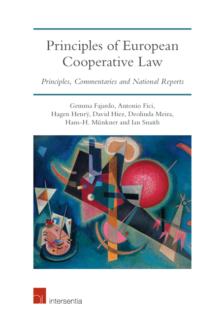 Principles of European Cooperative Law