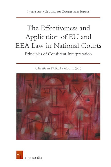 The Effectiveness and Application of EU and EEA Law in National Courts