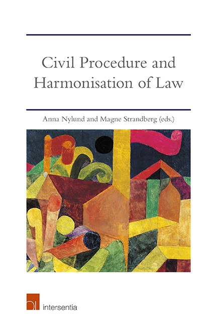 Civil Procedure and Harmonisation of Law