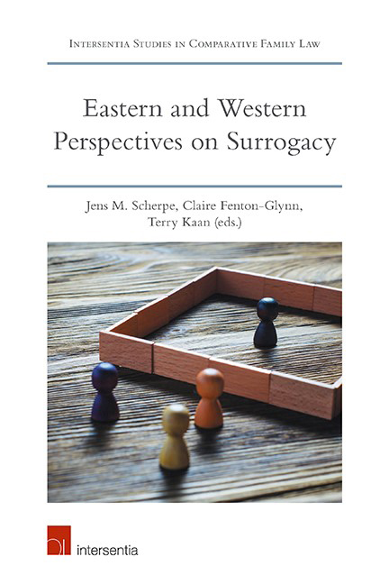Eastern and Western Perspectives on Surrogacy