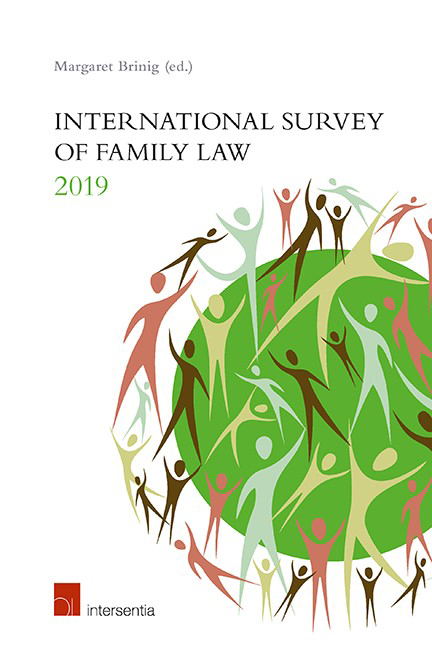 International Survey of Family Law 2019