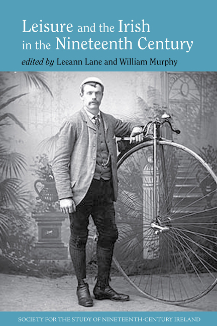 Leisure and the Irish in the Nineteenth Century
