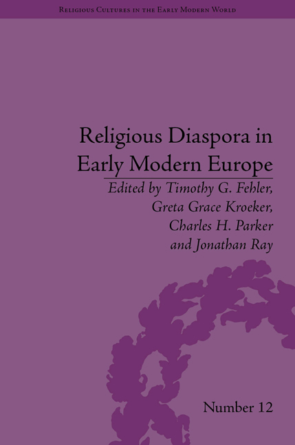 Religious Diaspora in Early Modern Europe