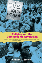 Religion and the Demographic Revolution