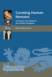 Curating Human Remains