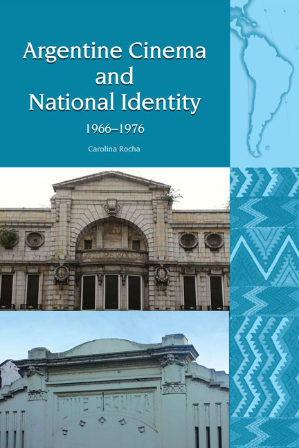 Argentine Cinema and National Identity (1966–1976)
