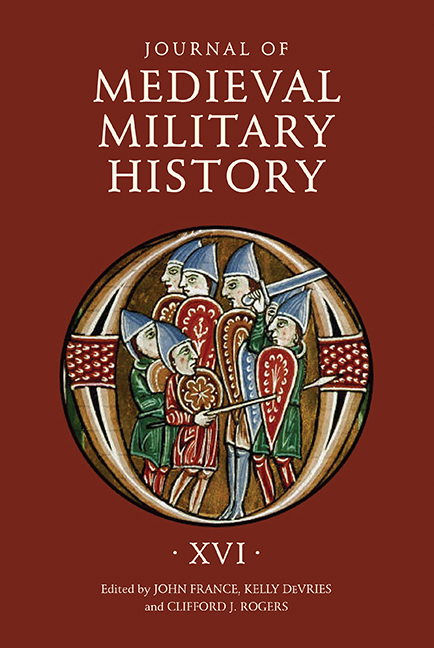 Journal of Medieval Military History