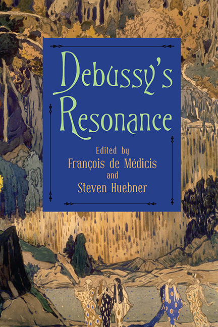Debussy's Resonance