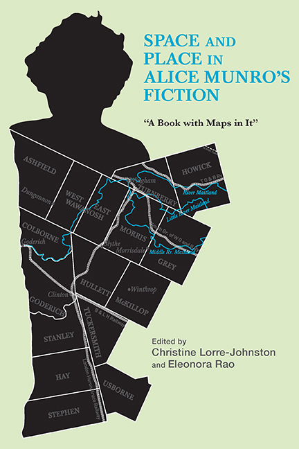 Space and Place in Alice Munro's Fiction
