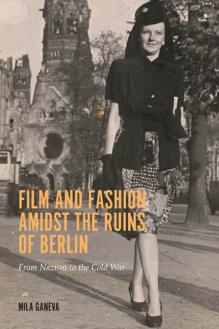 Film and Fashion amidst the Ruins of Berlin