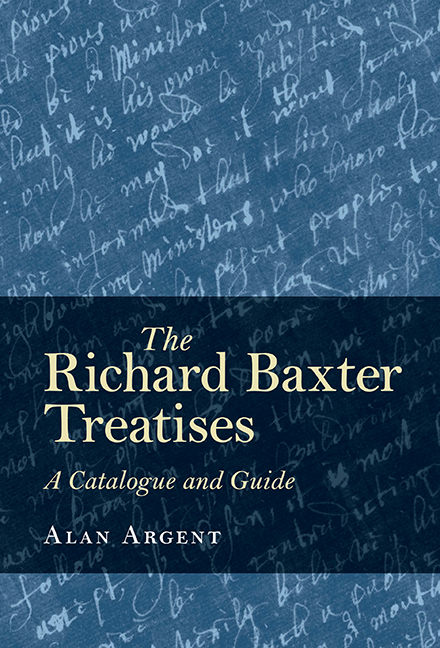 The Richard Baxter Treatises