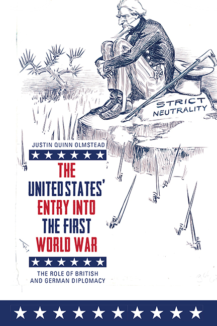 The United States' Entry into the First World War