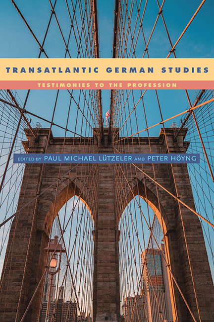 Transatlantic German Studies