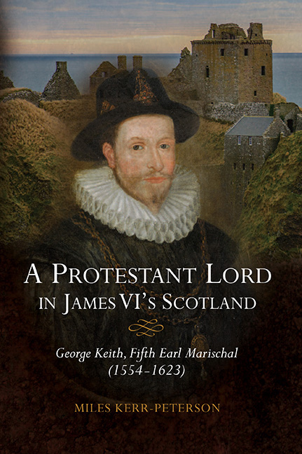 A Protestant Lord in James VI's Scotland