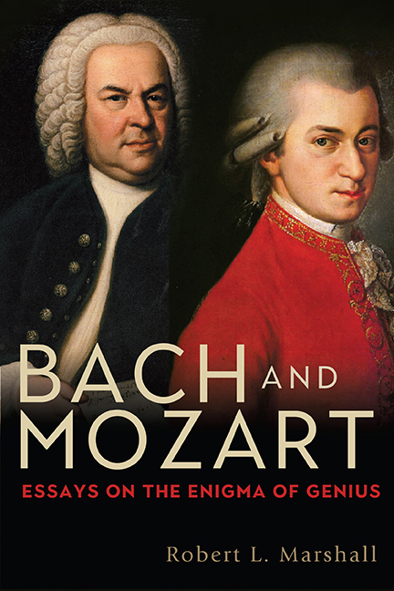 Bach and Mozart