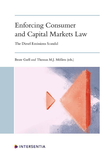 Enforcing Consumer and Capital Markets Law