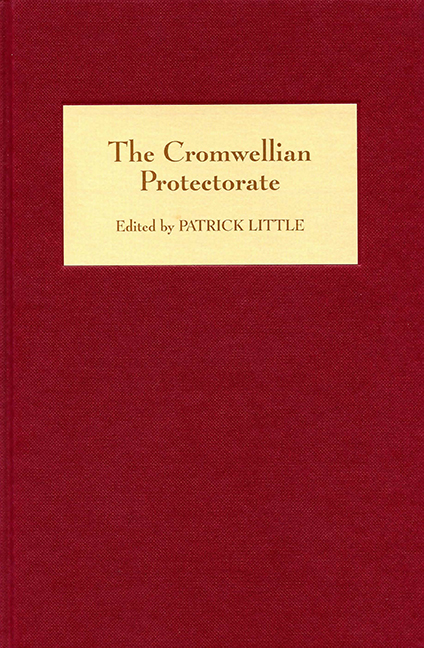 The Cromwellian Protectorate