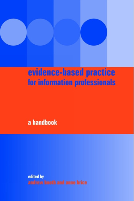 Evidence-based Practice for Information Professionals