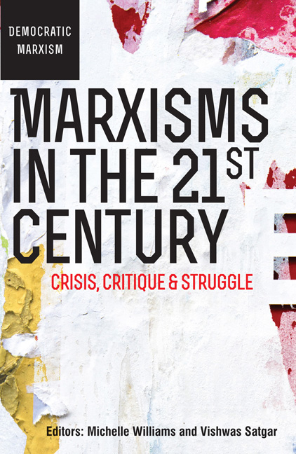 Marxisms in the 21st Century