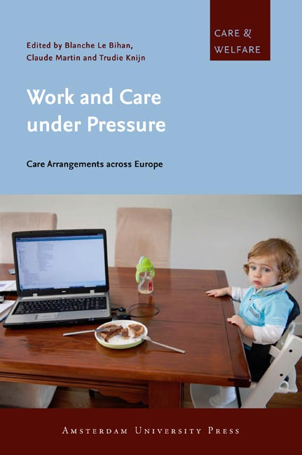 Work and Care under Pressure