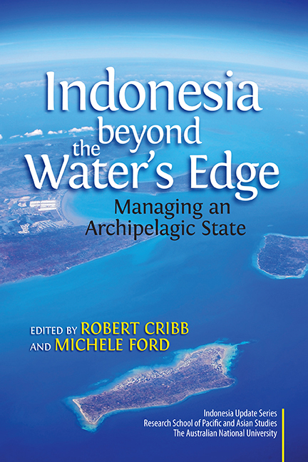 Indonesia beyond the Water's Edge