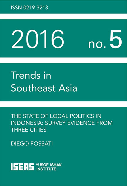 The State of Local Politics in Indonesia