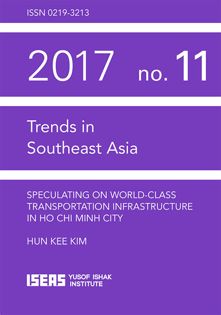 Speculating on World-Class Transportation Infrastructure in Ho Chi Minh City