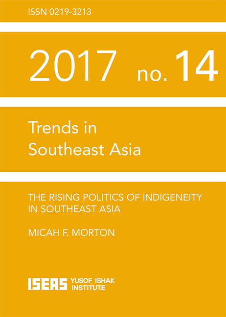 The Rising Politics of Indigeneity in Southeast Asia