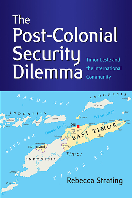 The Post-Colonial Security Dilemma