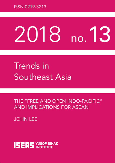 "The ""Free and Open Indo-Pacific"" and Implications for ASEAN"