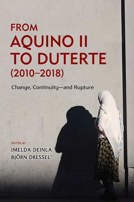 From Aquino II to Duterte (2010–2018)
