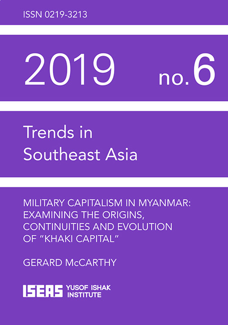 Military Capitalism in Myanmar