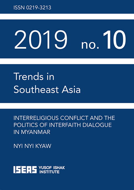 Interreligious Conflict and the Politics of Interfaith Dialogue in Myanmar