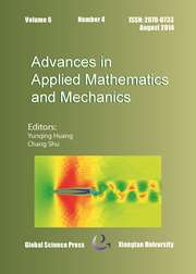 Advances in Applied Mathematics and Mechanics