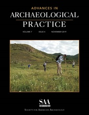 Advances in Archaeological Practice Volume 7 - Issue 4 -
