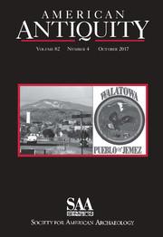 American Antiquity Volume 82 - Issue 4 -