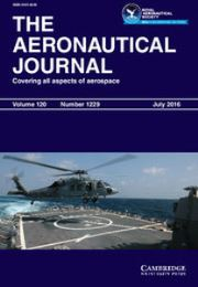 The Aeronautical Journal Volume 120 - Issue 1229 -