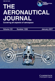 The Aeronautical Journal Volume 121 - Issue 1235 -