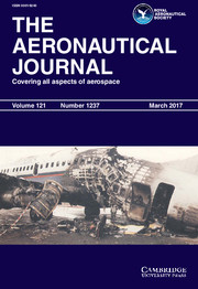 The Aeronautical Journal Volume 121 - Issue 1237 -