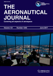 The Aeronautical Journal Volume 121 - Issue 1240 -