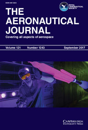 The Aeronautical Journal Volume 121 - Issue 1243 -