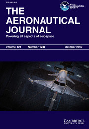 The Aeronautical Journal Volume 121 - Issue 1244 -