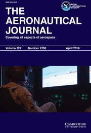 The Aeronautical Journal Volume 122 - Issue 1250 -