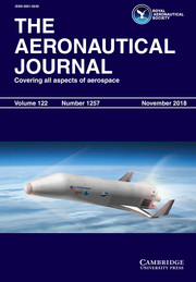 The Aeronautical Journal Volume 122 - Issue 1257 -